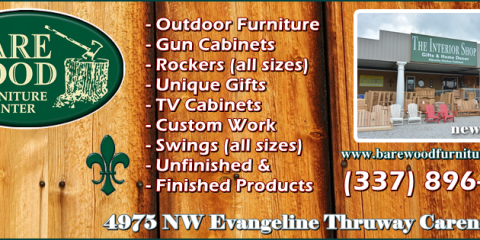 Barewood Furniture Center