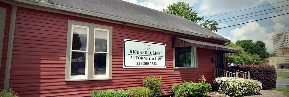 Richard D. Mere: Attorney At Law